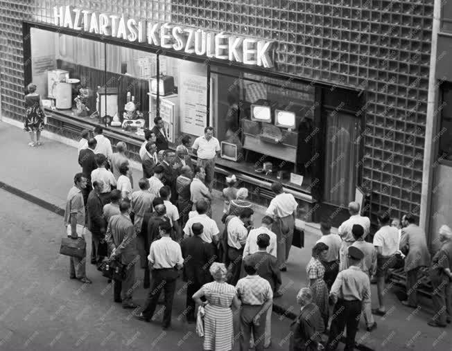 Tömegtájékoztatás - Hruscsov beszéde