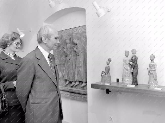 Külkapcsolat - Az Osztrák Köztársaság elnöke Szentendrén