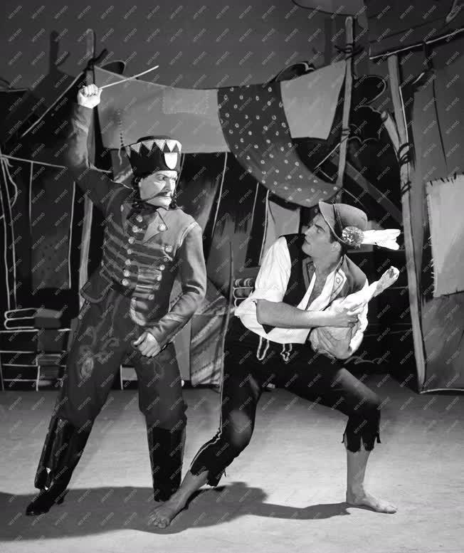 Balett - Szabó Ferenc: Lúdas Matyi