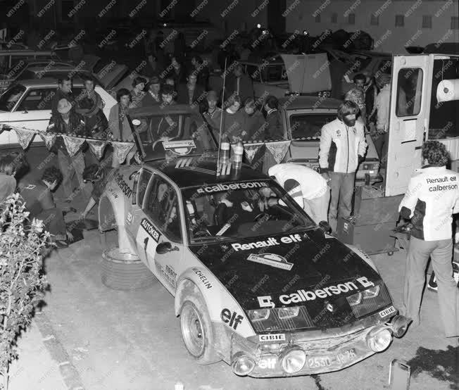 Sport - XVI. Taurus Rallye