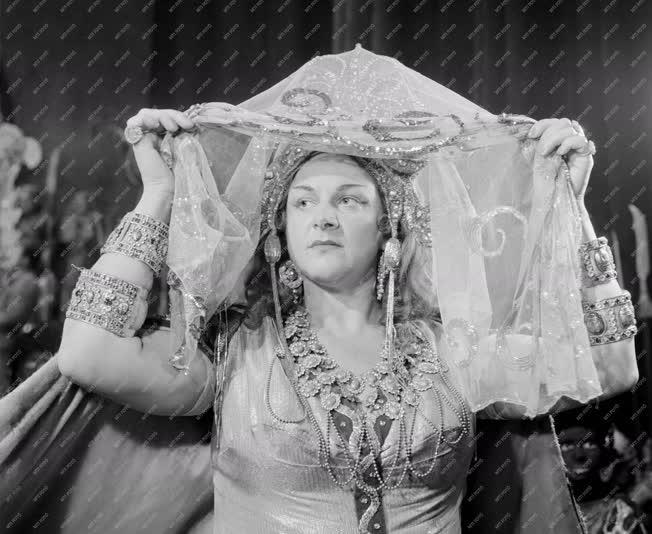 Kultúra - Opera - Goldmark: Sába királynője