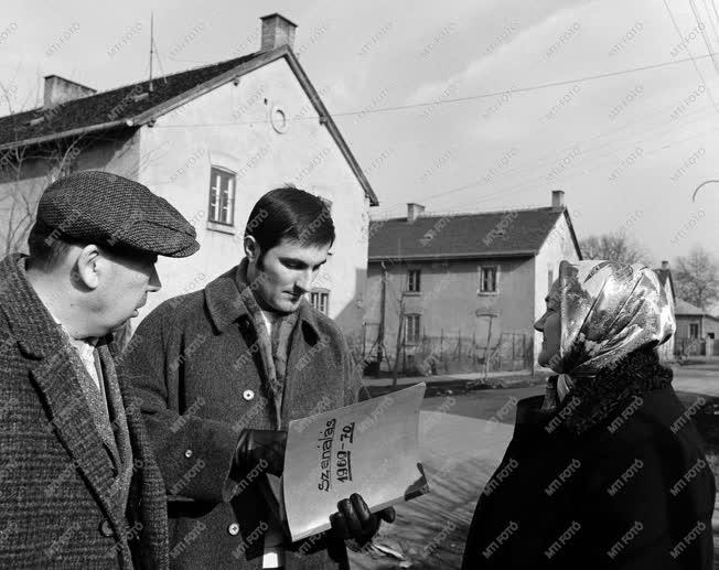 Belpolitika - Óbuda az 1971-es választások előtt