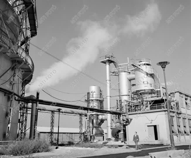 A szerző válogatása - Az Albertfalvai Földgázbontó Állomás