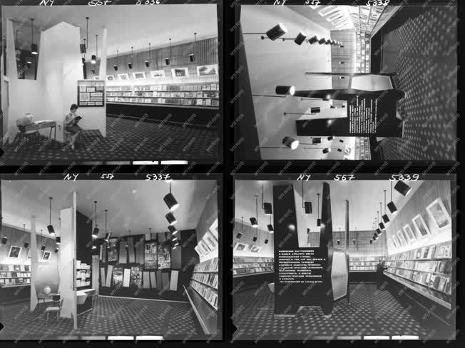 Kiállítás - Külkapcsolat - Kultúra - Moszkvai kiállítás