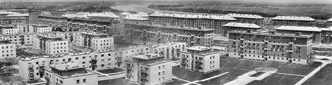 Ipar - Gazdaság - Építkezés - Sztálinváros építése