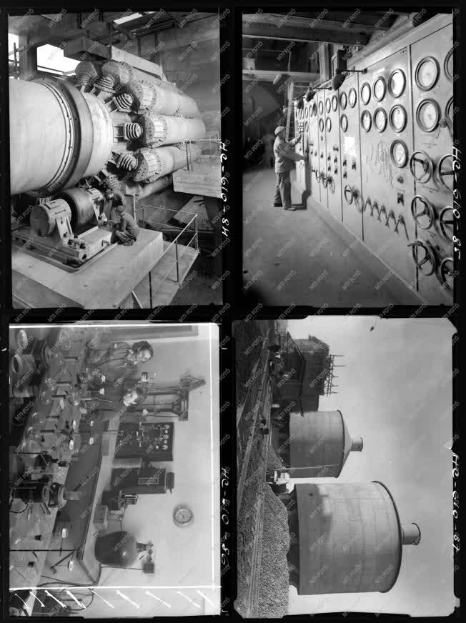 Ipar - Lábatlani Cementgyár