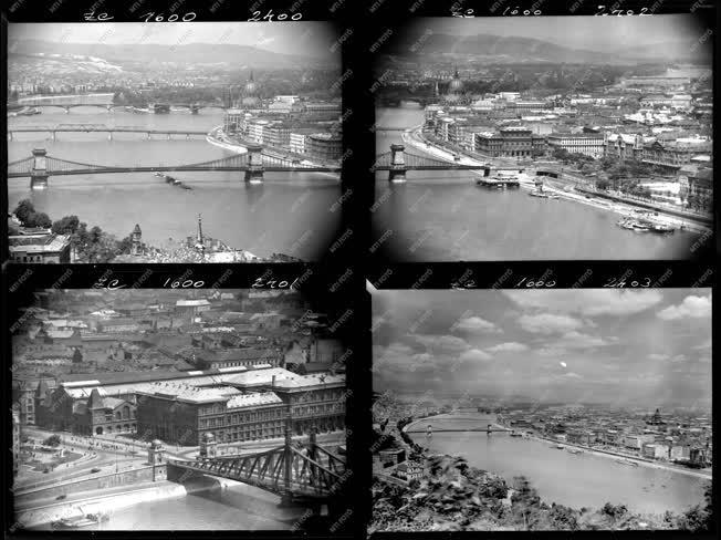 Városkép - Budapest album - Duna