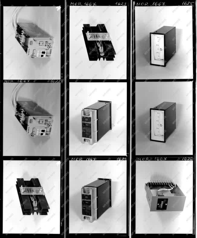 Tudomány - Technika - Automatikai alapműszerek