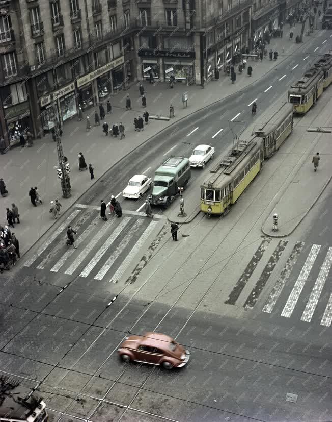 Közlekedés - Budapesti forgalom