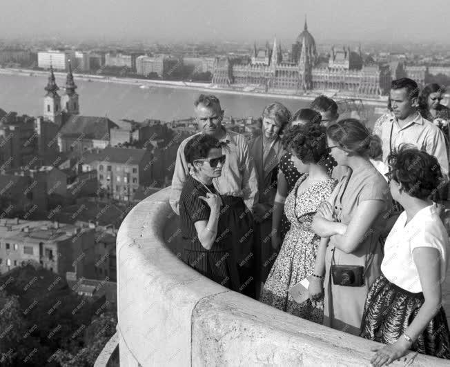 Városkép - Idegenforgalom Budapesten