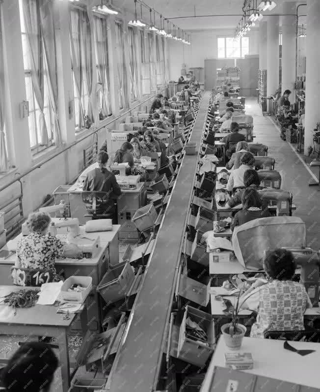 Ipar - Martfűi Tisza Cipőgyár