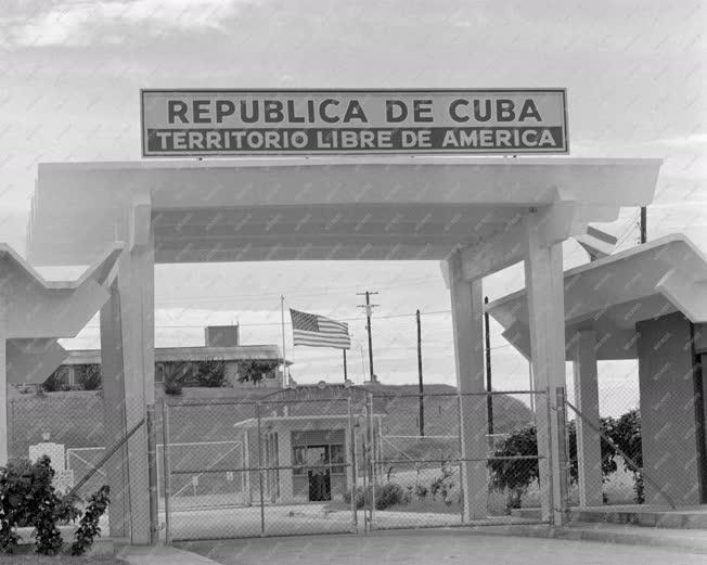 Turizmus - Kuba - Kuba határa