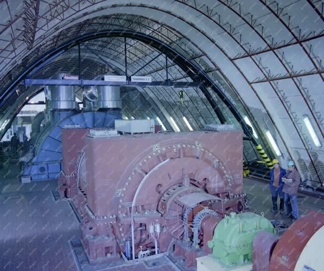 Ipar - Energia - Tiszai Hőerőmű