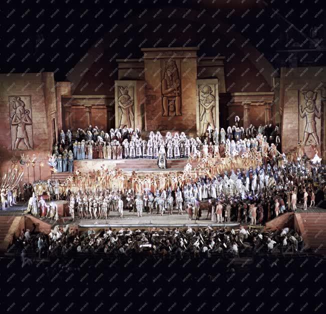 Kultúra - Szegedi Szabadtéri Színpad - Verdi: Aida