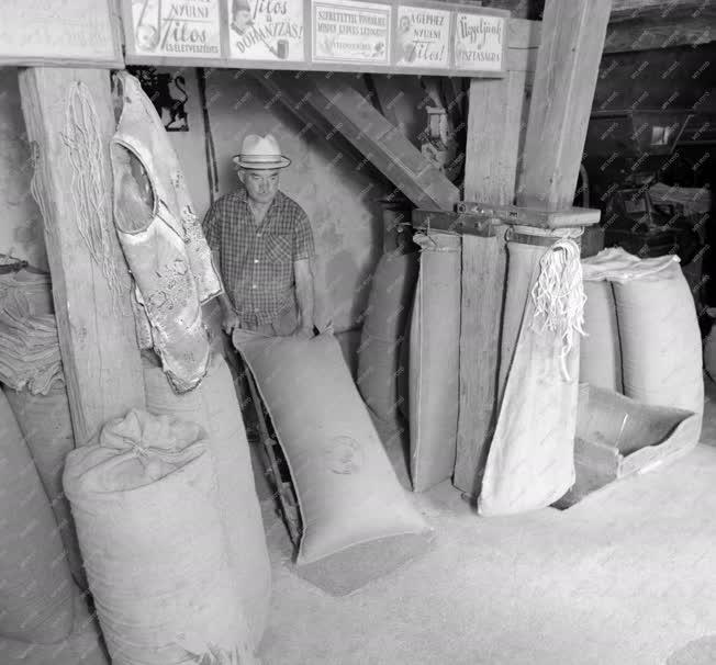 Ipar - Kultúra - Új búzát őröl a régi malom