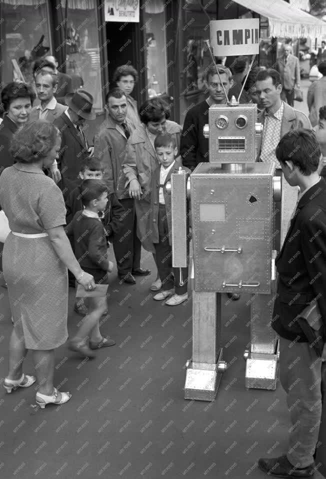 Tudomány - Robot