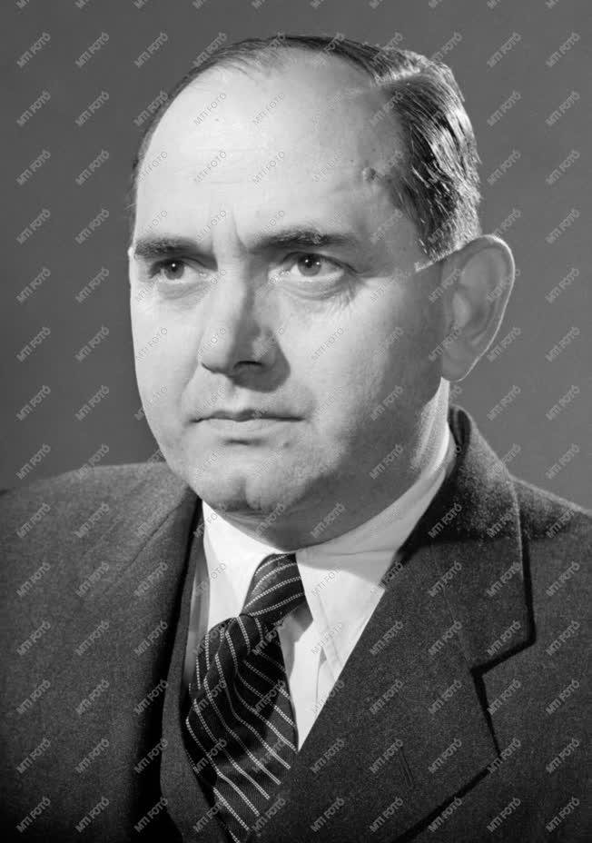 Díj - Kossuth-díjasok - Sályi Gyula
