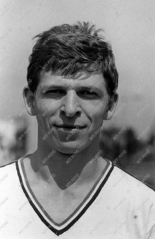 Szalai Miklós olimpiai bajnok labdarúgó