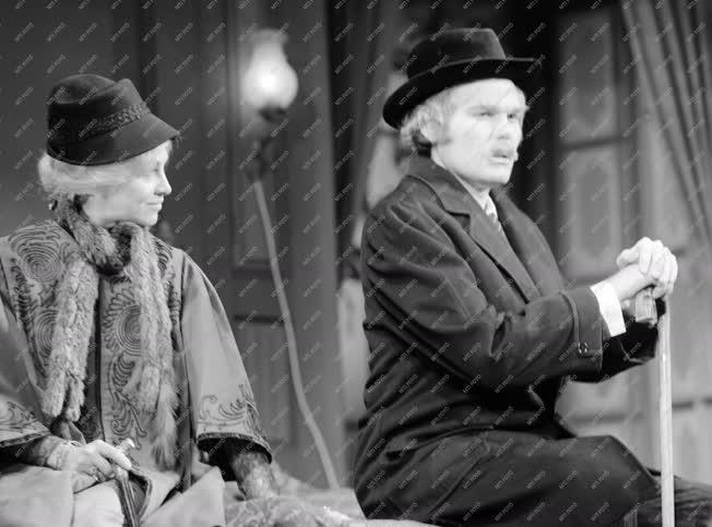 Színház - Tom Jones-Harvey Schmidt: Te meg én