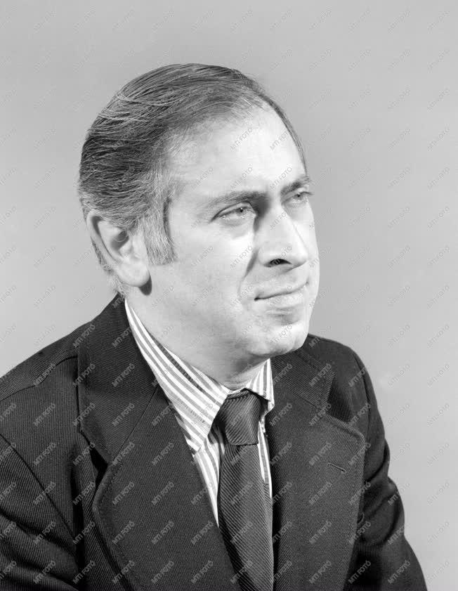 1997-es Kossuth-díjasok - Komlós Péter