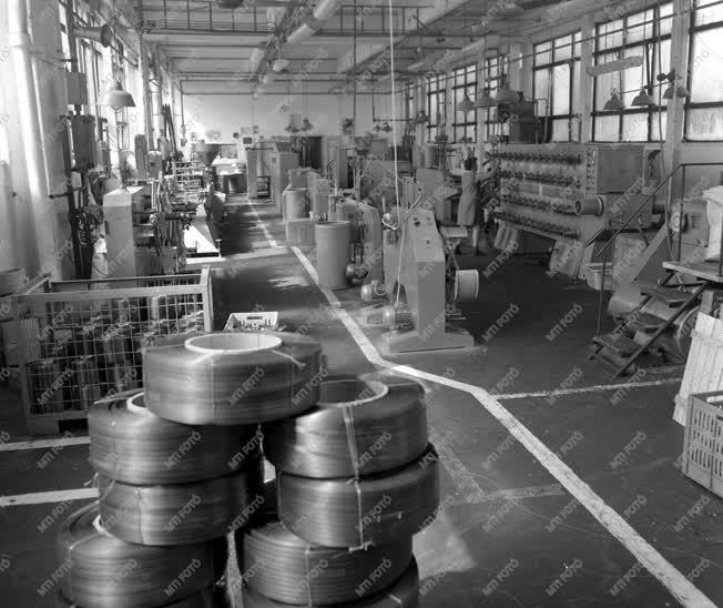 Ipar - Természetes és műszőr Kaposvárról