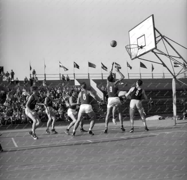 Sport - Főiskolai Világbajnokság - Kosárlabda