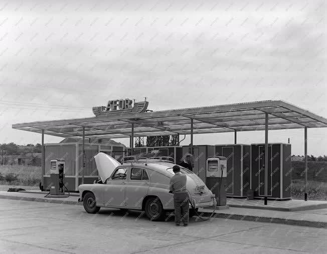 Üzemanyag - ÁFOR benzinkút