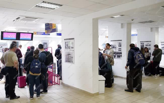 Turizmus - Debrecen - Nemzetközi repülőtér