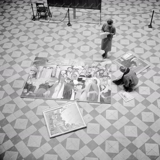 Múzeum - Csontváry kiállítás a Szépművészeti Múzeumban