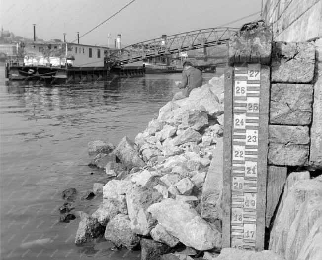 Időjárás - Alacsony a Duna vízállása