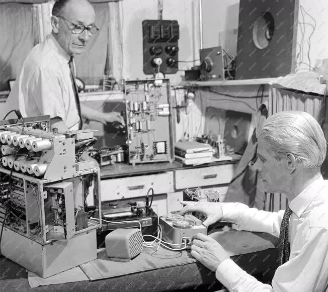 Tudomány - Rákosligeti rakéta- és űrhajó megfigyelő rádióállomás