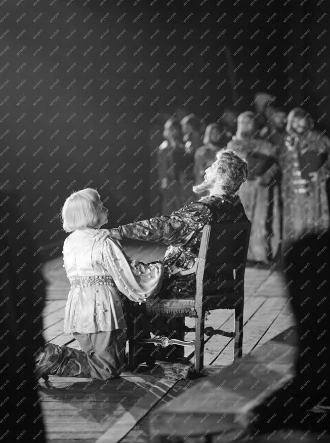 Kultúra - Muszorgszkij Borisz Godunov a Szegedi Szabadtéri Játékokon