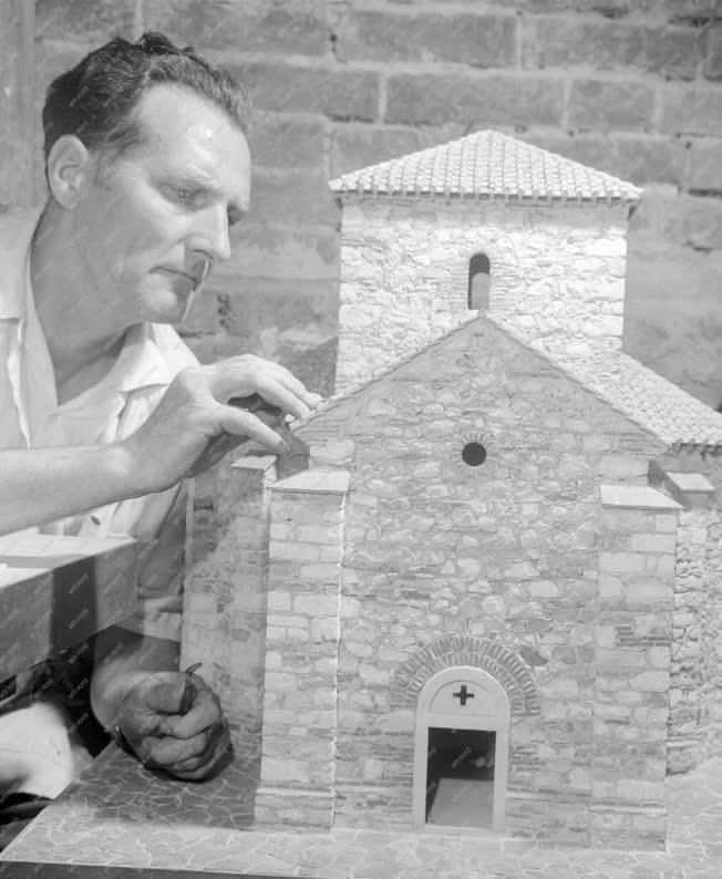 Kultúra - Hobbi - Fetter Antal építész