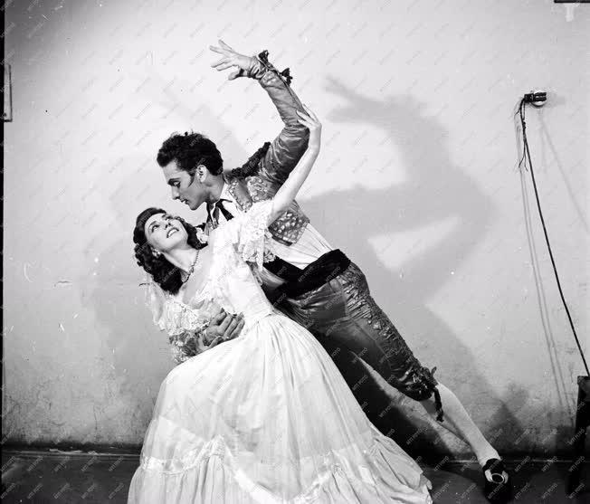 Kultúra - Opera - Kemény Judit és Ősi János táncművészek