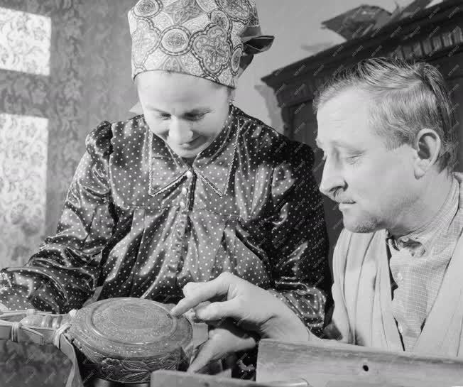 Folklór - Buzsáki népművészet