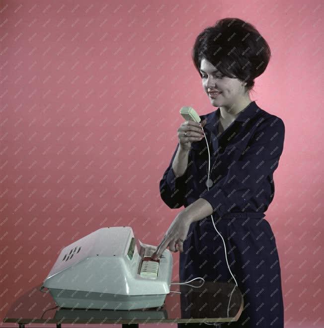 Technika - Kommunikációs berendezés