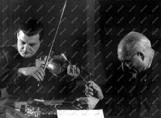 Népzene - Tendl Pál cimbalomművész