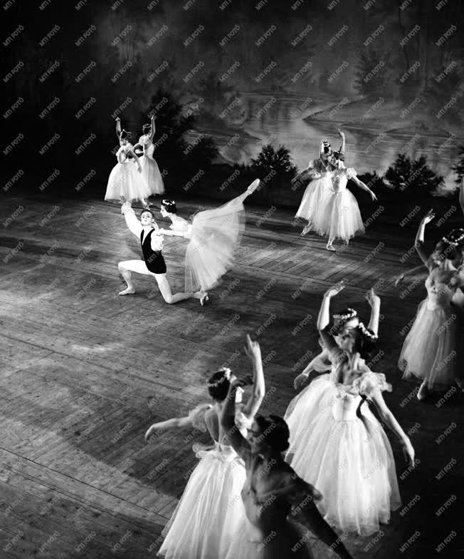 Kultúra - Balett - Chopin: Chopiniana