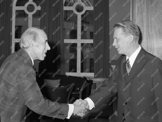 Külpolitika - Lázár György Norvégiában