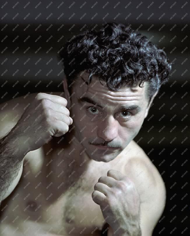 Sport - Ökölvívás - Papp László olimpiai és Európa-bajnok