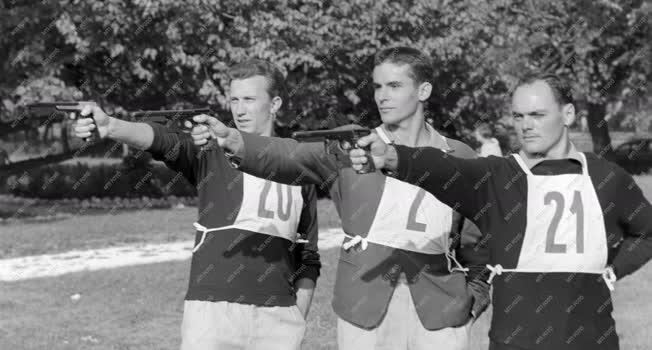 Sport -  Lövészet