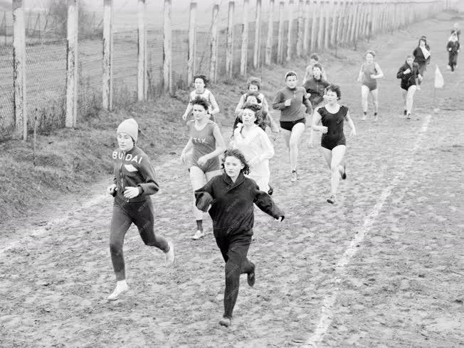 Sport - Mezei futóverseny