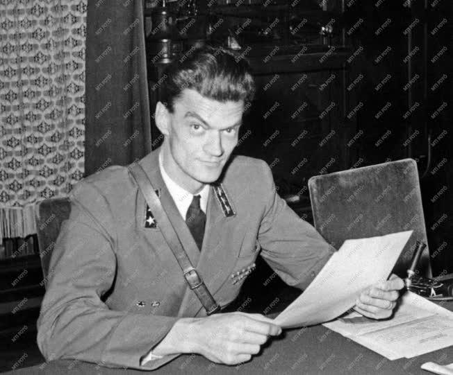 Belpolitika - '56-os forradalom - Maléter Pál