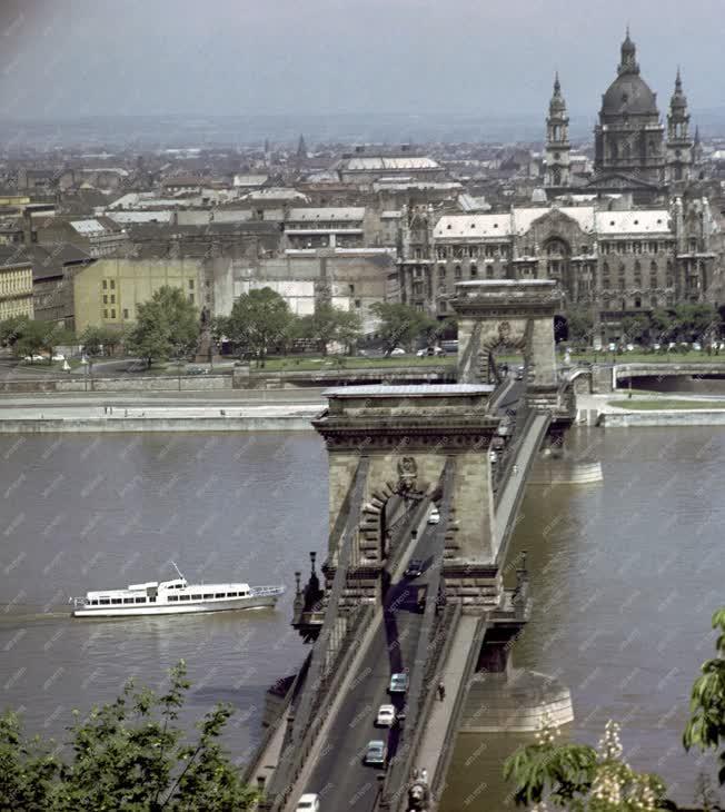 Városkép - Lánchíd