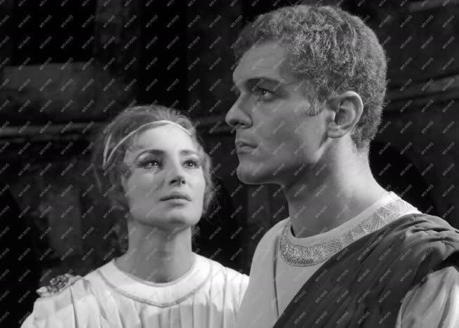 Kultúra - Thália Színház - Jean Racine: Britannicus