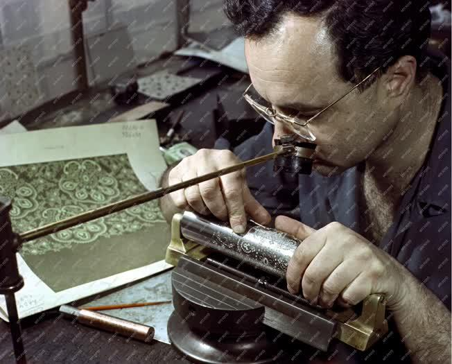 Ipar - Goldberger Textilnyomó és Kikészítő Nemzeti Vállalat