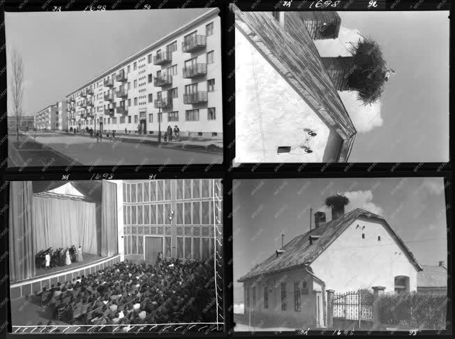 Városkép-életkép - Kultúra - Sztálinváros