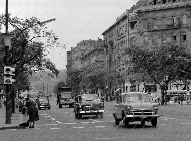 Budapesti képek - Szent István körút