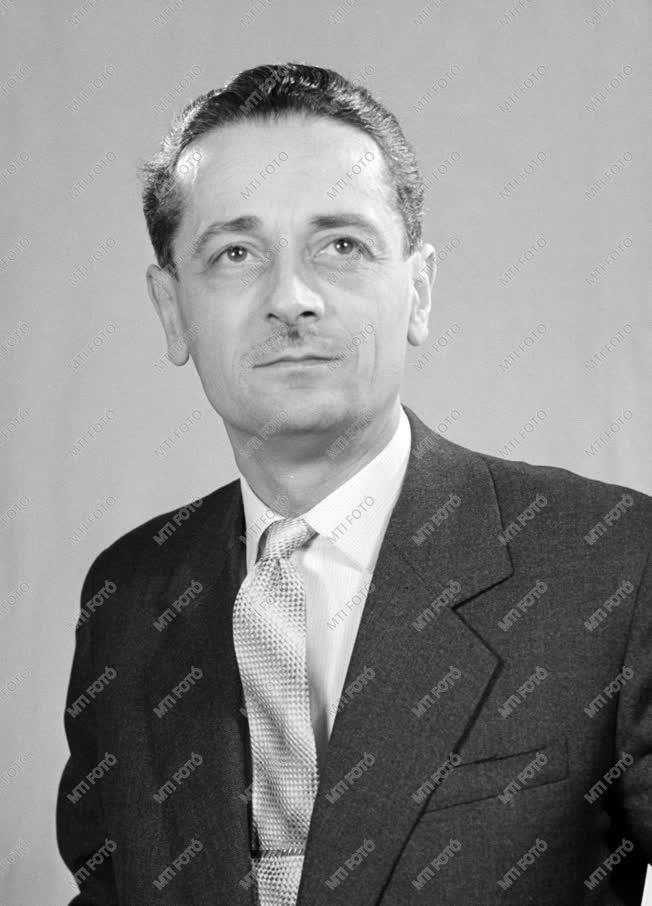 1961-es Kossuth-díjasok - Sárdy Lóránt