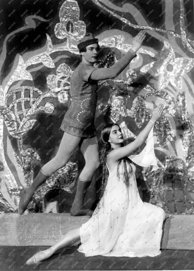 Kultúra - Balett - Csongor és Tünde az Operaházban